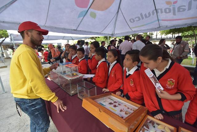 Exposición Biológica del Centro Universitario de la Costa Sur