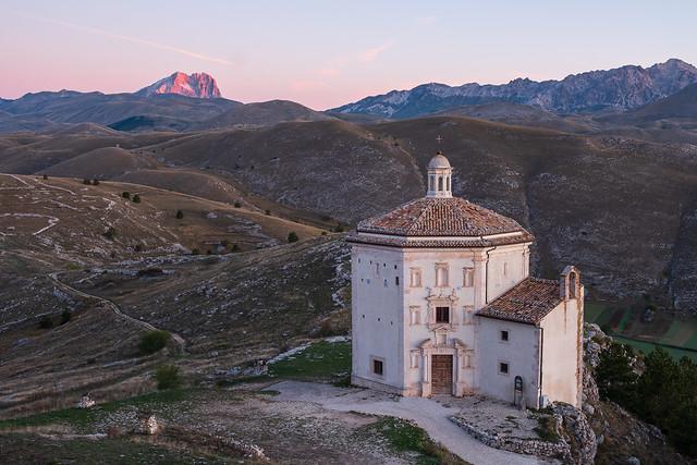 Chiesa di Santa Maria della Pietà, Abruzzo, Italy