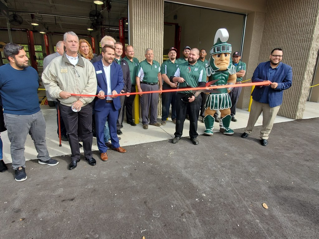 Meridian Township Celebrates Grand Opening of Firestone Complete Auto Care