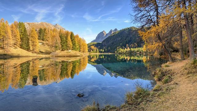 *Lai da Palpuogna @ autumn glow*
