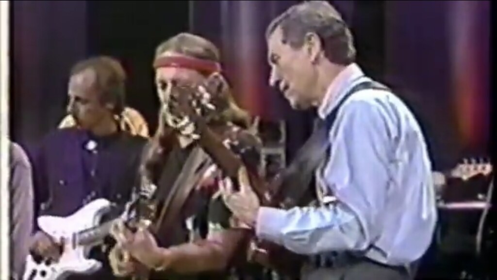 Chet and willie
