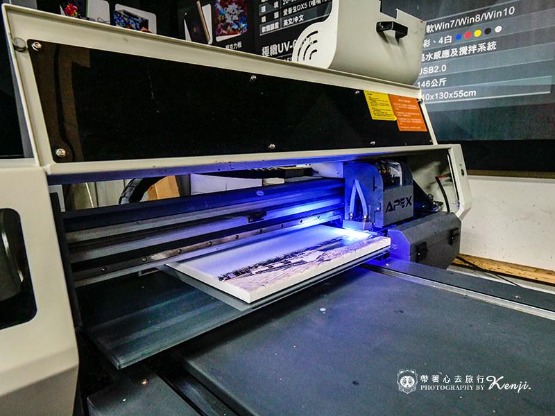 精緻度高印製成品-UV直噴機推薦
