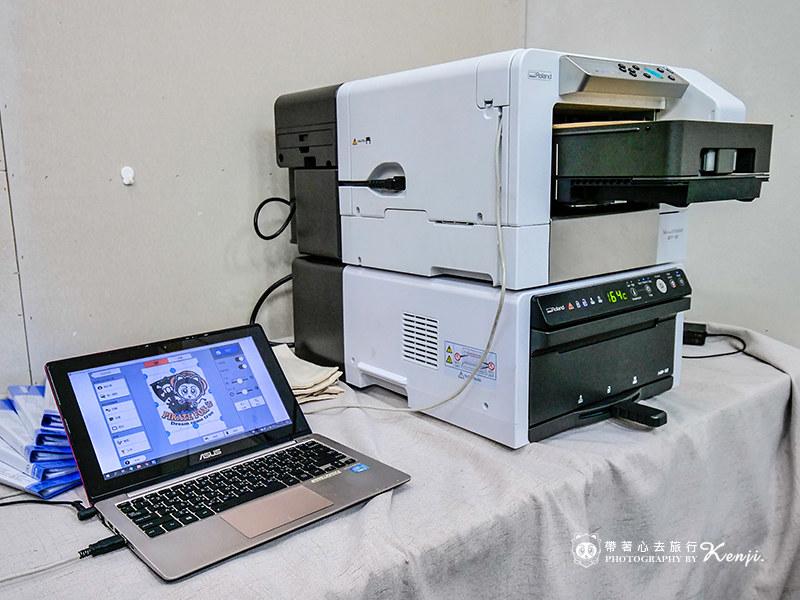 桌上型紡織印刷機-UV直噴機推薦