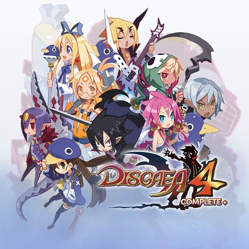 Thumbnail of Disgaea 4 Complete+ on PS4
