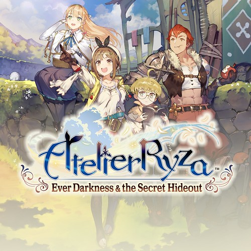 Atelier Ryza: Ever Darkness & the Secret Hideout with bonus