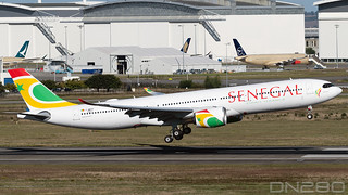 Air Senegal A30-941N msn 1923