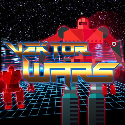 Thumbnail of Vektor Wars on PS4