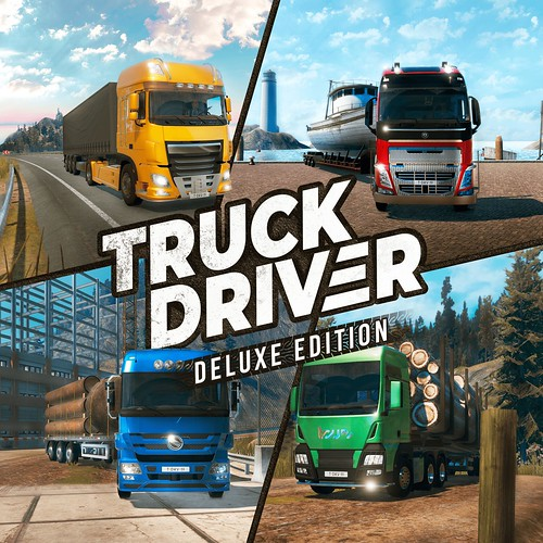 Thumbnail of Truck Driver - Deluxe Edition on PS4