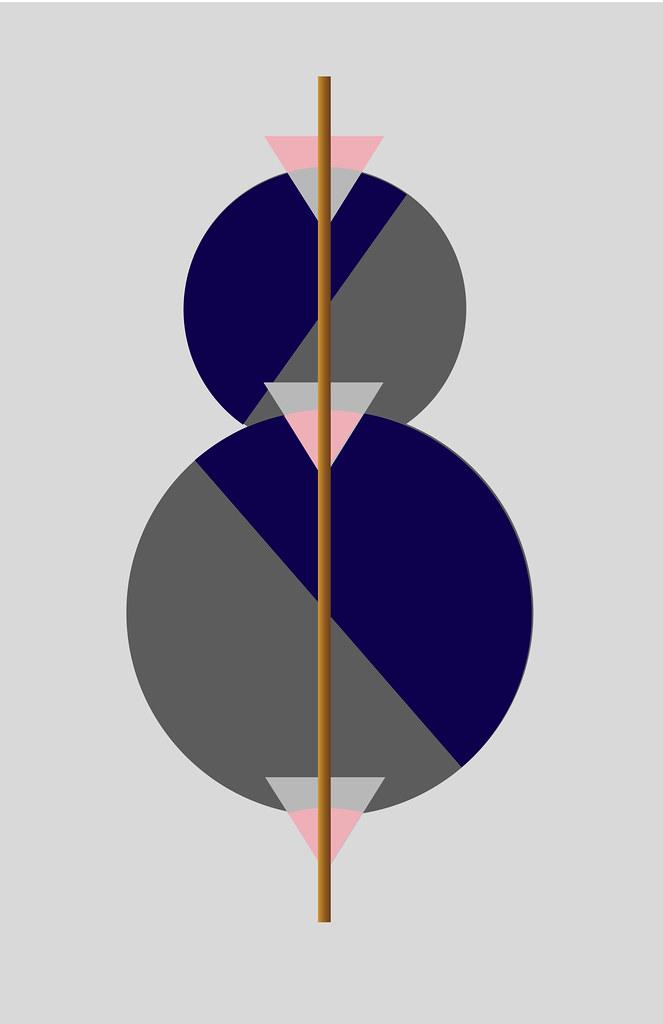 Geometric Square, Design, Graphic Design, Geometric Design, Simple Design, Clean Design, Rebecca Pons, BECCA, BECCA Studio, Graphic Design, Art Deco Art, Illustration, Design, Graphic Design, COMME UNE ÉVIDENCE Collection, ZELDA,