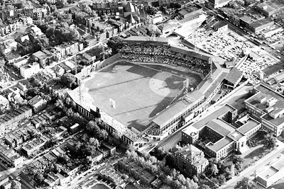 Griffith Stadium was embedded in the Le Droit Park/U Street neighborhoods