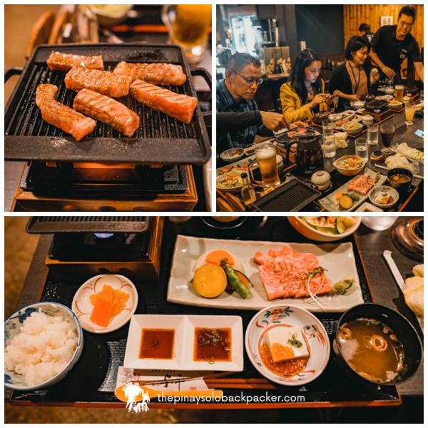 takayama: hida beef