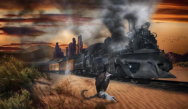 Durango -Silverton Train #2