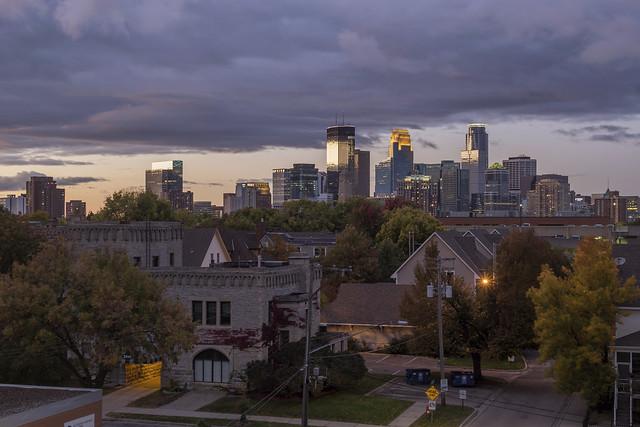 Fall in South Minneapolis
