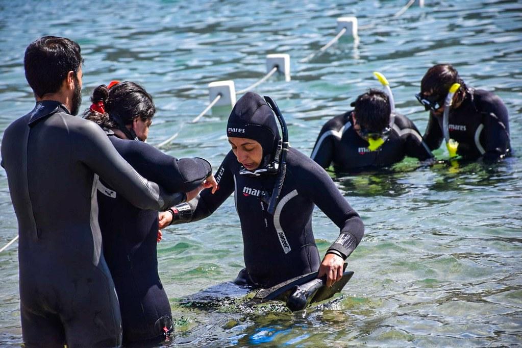 2019-10-25: DESARROLLO HUMANO: Buceo inclusivo