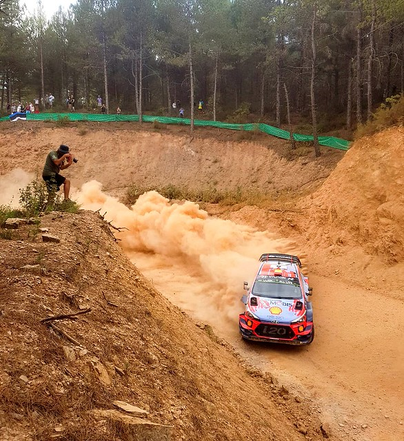 WRC 2019. RallyTurkey
