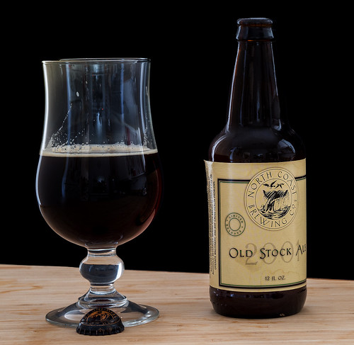 Old Stock Ale 2001...in 2019