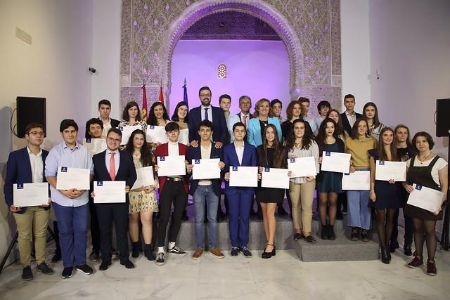 Premios Extraordinarios de ESO, Bachillerato y Enseñanzas Artísticas Profesionales de Castilla-La Mancha