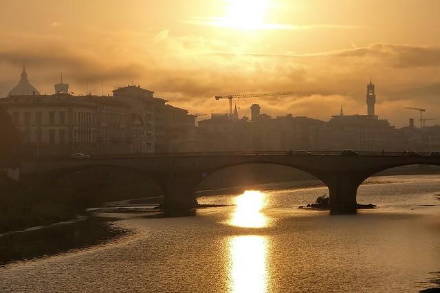 Florentine Dawn