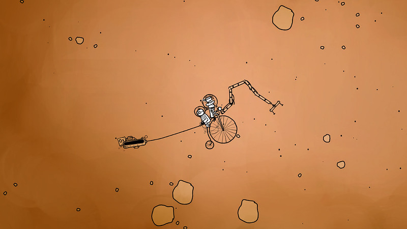 39 Days to Mars on PS4
