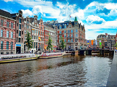 Amsterdam: the beautiful city