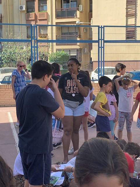2019 Study Abroad - Seville (CLIP)