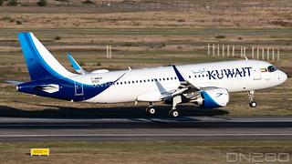 Kuwait A320-251N msn 9303
