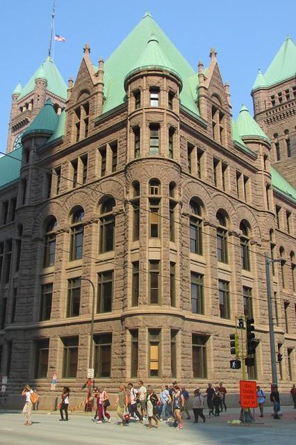 Minneapolis - The Municipal Building
