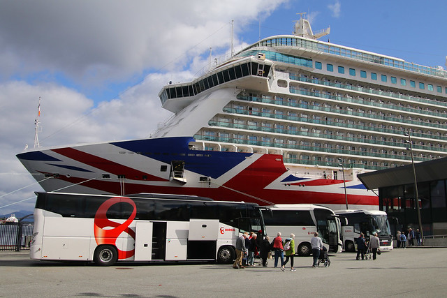 Britannia, Stavanger, September 2nd 2019
