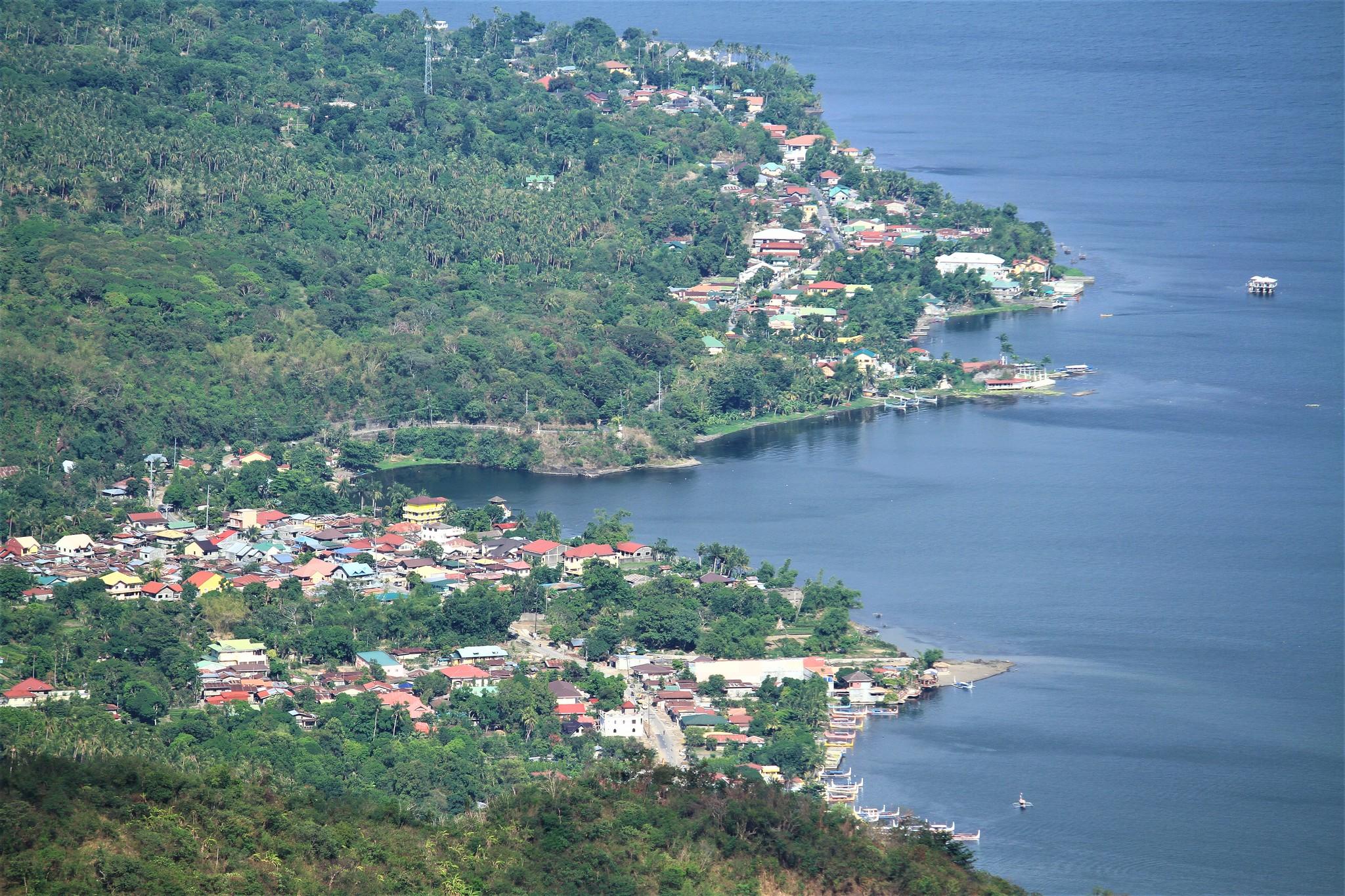 Coastal village, The Philippines
