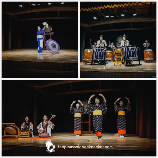 takayama dance performance