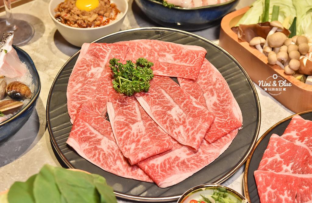 月暮藏涮涮鍋 台中新店 火鍋 海鮮 和牛18