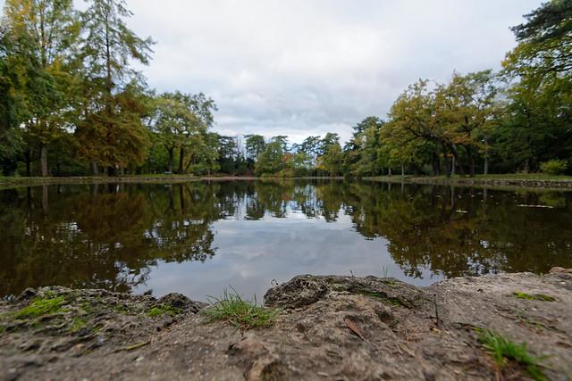 Lac du réservoir