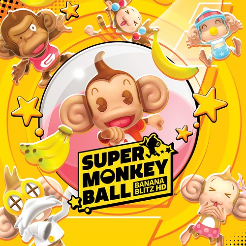 Thumbnail of Super Monkey Ball: Banana Blitz HD on PS4