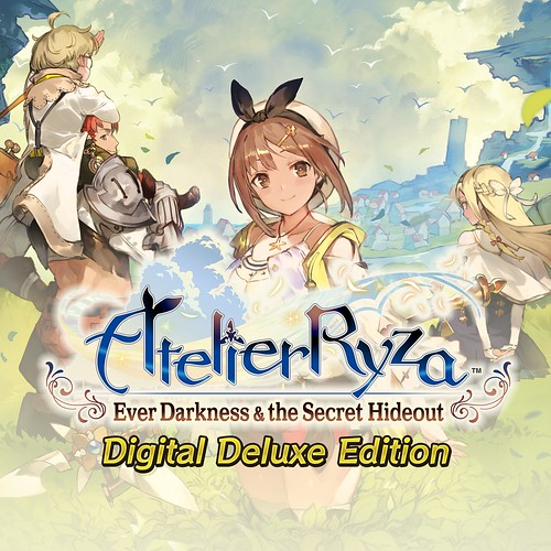 Atelier Ryza: Digital Deluxe Edition with bonus