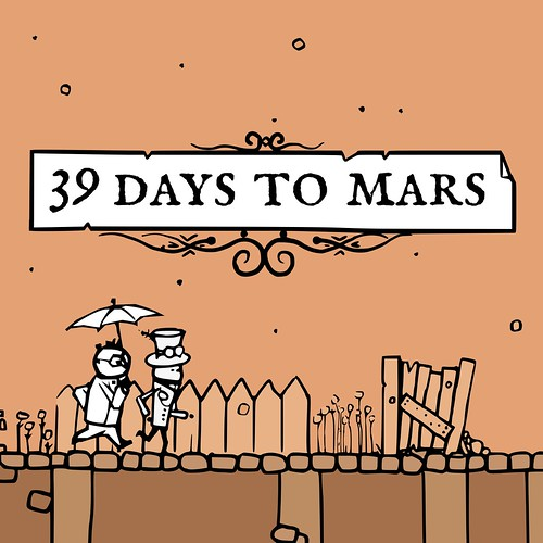 Thumbnail of 39 Days to Mars on PS4