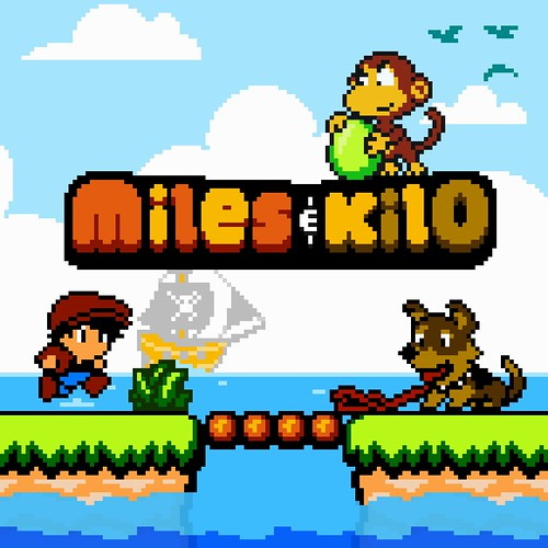 Thumbnail of Miles & Kilo on PS4