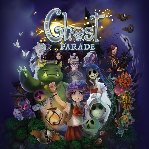 Thumbnail of Ghost Parade on PS4