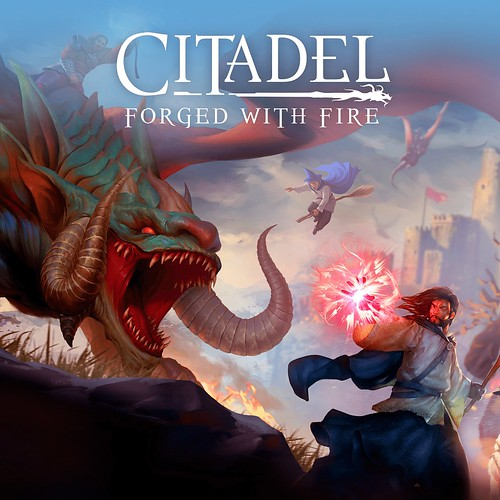 Thumbnail of Citadel: Forged with Fire on PS4