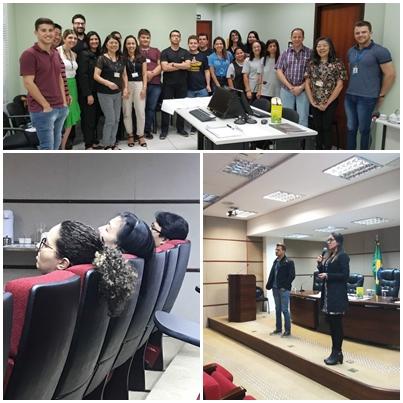 Sesi promove palestras e oficinas para servidores do TRT-PR