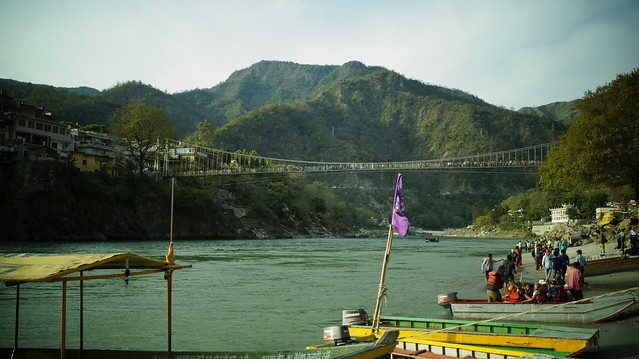 Ram Jhula, Rishikesh