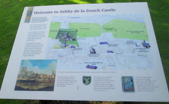 Ashby Castle Board