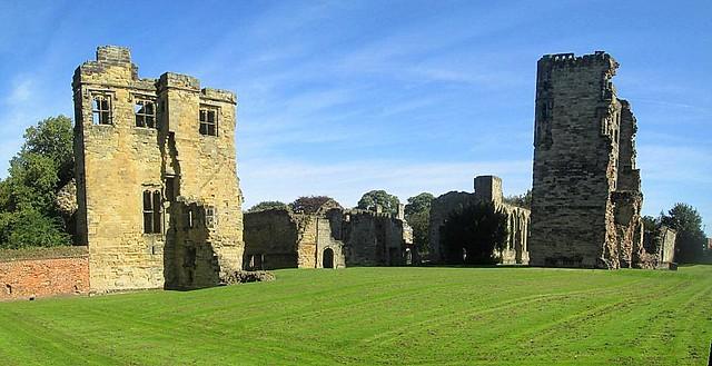 Ashby Castle stitch