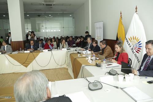 SESIÓN DE LA COMISIÓN DE RÉGIMEN ECONÓMICO. QUITO, 25 DE OCTUBRE DEL 2019.