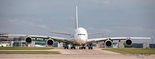Emirates A380-800 Airbus