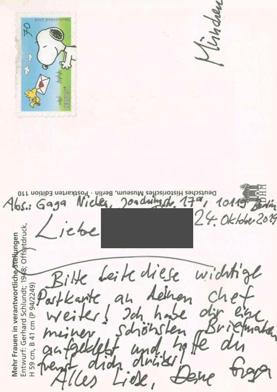 19-10-24 Postkarte BLN-MUC (4x)