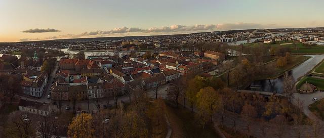 Gamlebyen Fredrikstad Panorama