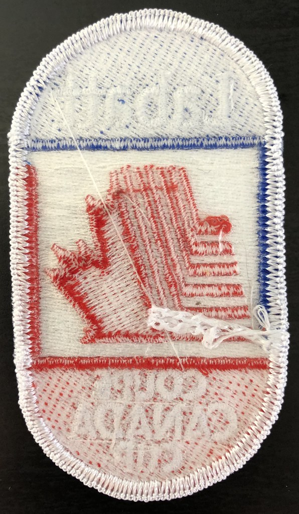 1991 Canada Cup Patch