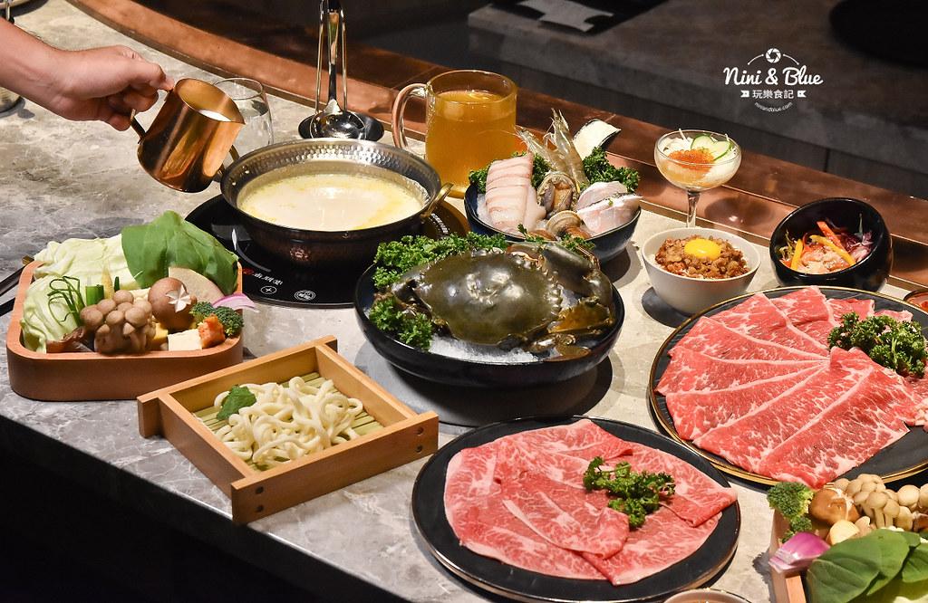 月暮藏涮涮鍋 台中新店 火鍋 海鮮 和牛23