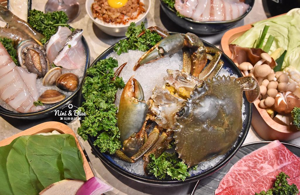 月暮藏涮涮鍋 台中新店 火鍋 海鮮 和牛21