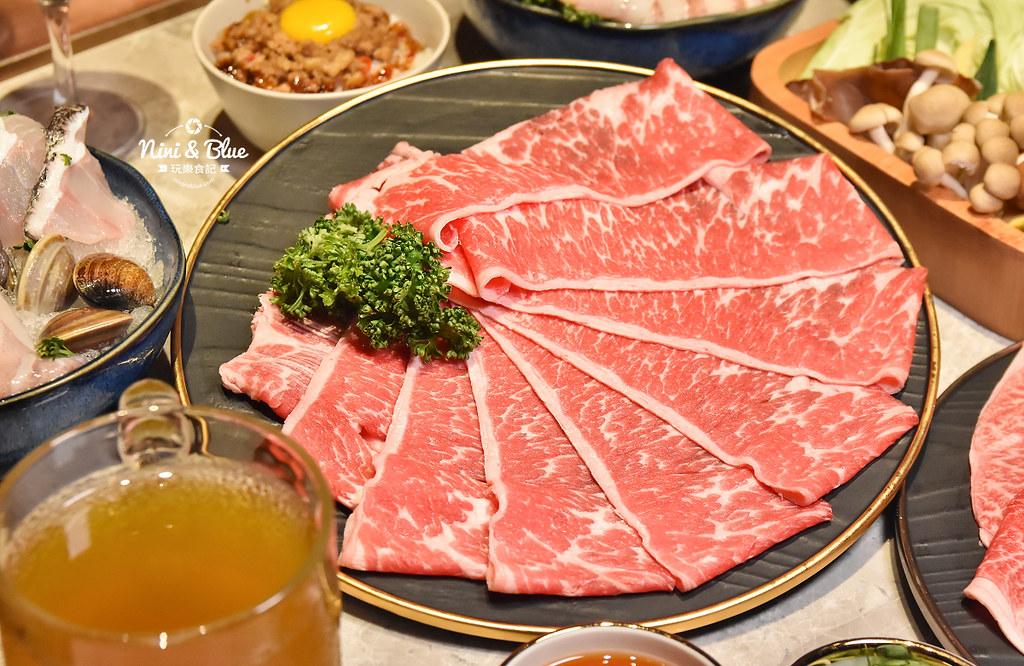 月暮藏涮涮鍋 台中新店 火鍋 海鮮 和牛17